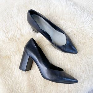 Nordstrom 1. State | Leather Pumps in Black